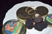 caviar and truffle